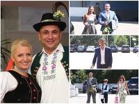 Aneta Parišková povedala áno priateľovi Miroslavovi.