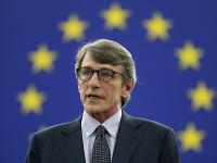 Novým predsedom EP sa dnes stal David-Maria Sassoli.