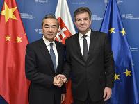 SR chce väčšiu obchodnú spoluprácu s Čínou, vyvážať chce potraviny