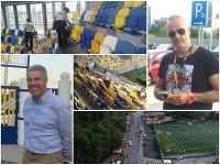 Situáciu mala polícia pod kontrolou, v Dunajskej Strede si dokonca prišli športovo vyžiť aj Beĺa Bugár či Jaro Slávik
