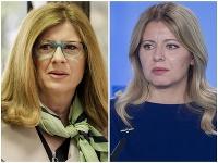 Gabriela Matečná, Zuzana Čaputová