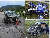 Polícia informovala o ďalších vážnych nehodách.