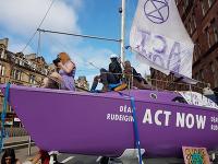 Aktivisti zablokovali premávku vo viacerých mestách