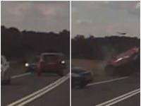 Tragická nehoda na diaľnici D 52.