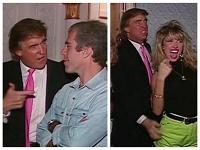 Dvojica sa na párty v roku 1992 dobre zabávala.