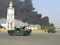 Výbuch zranil 16 ľudí.