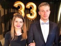 Juraj Bača a Sima Martausová tvorili pár približne pol roka.