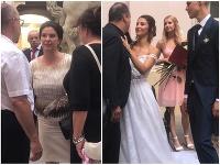 Iveta Malachovská dnes vydala dcéru Kristínu.