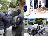 Muža obvineného z vraždy mestského poslanca obvinili z ďalšieho výbuchu.