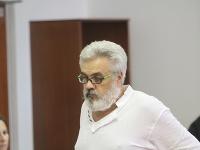 Štefan Ágh prišiel na výsluch v kauze falšovania zmeniek