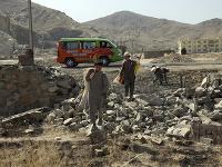 Pri atentáte samovražedného útočníka  v Afganistane zomrelo päť ľudí