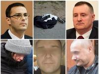 Zbrane na vraždu prokurátorov zabezpečil muž údajne spájaný aj s prípadom ženy poliatej kyselinou.