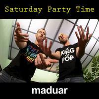 Saturday Party Time od Maduaru sa distribuuje do takmer do celého sveta