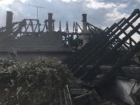 V Maduniciach horeli strechy dvoch domov