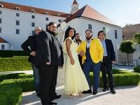 Cigánski Diabli pokrstia na hrade nový album KONE
