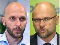 Michal Truban a Richard Sulík
