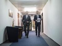 Tomáš Drucker a Tomáš Kuča