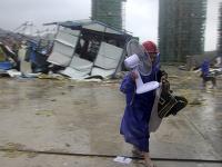 Supertajfún Lekima udrel na Čínu