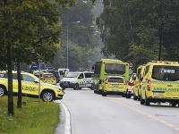 Polícia hodnotí útok na mešitu ako pokus o teroristický čin