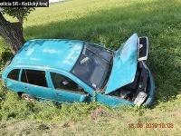 Za volantom opäť úradoval alkohol.