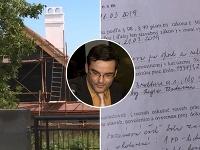 Spomínané stavby má mať na starosti firma Martina Kvietika, ktorý je synom herca Štefana Kvietika