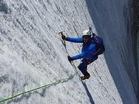 Politik sa pochválil fotkou z horolezeckého výstupu, na ktorom nebol