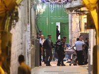 Dvaja Palestínčana zaútočili v Jeruzaleme nožmi na policajtov