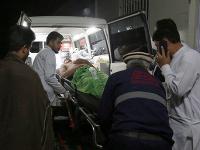 Explózia nastala v západnej časti Kábulu, kde žije mnoho príslušníkov šiitskej menšiny Hazárov