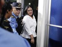 Bývalá prvá dáma Hondurasu Rosa Elena Bonillaová