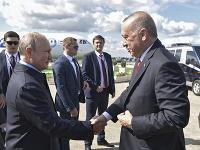 Putin s Erdoganom otvorili leteckú prehliadku MAKS 2019.