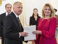 Prezidentka vymenovala veľvyslancov pre Argentínu, SAE a Izrael.