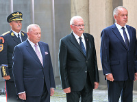 Exprezidenti Slovenskej republiky