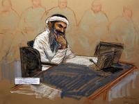 Obžalovaný Pakistanec Chálid Šajch Muhammad