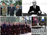 Slovensko v Banskej Bystrici oslávilo 75. výročie SNP.