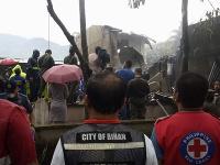 Filipíny: Haváriu zdravotníckeho lietadla neprežilo deväť ľudí.