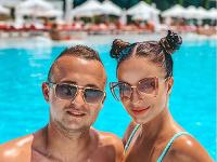 Daniela Nízlová a Stano Lobotka majú dôvod na oslavu.