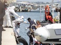 Taliansko skonfiškovalo nemeckú loď