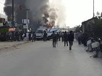 Výbuch v Kábule bol mohutný