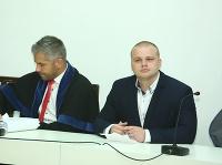 Milan Mazurek na súde