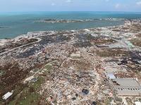 Hurikán Dorian sa prehnal cez Bahamy