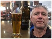 Peter Lalor a extrémne drahé pivo