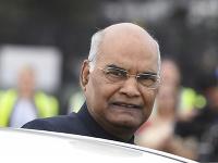 Indický prezident Rám Náth Kóvind