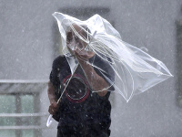 Silný tajfún Faxai zasiahol priamo oblasť Tokia
