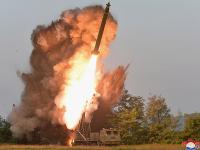 Utorkové odpálenie bolo už ôsmym zbrojným testom od konca júla