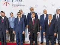 Stretnutie V4 a a západného Balkánu v Prahe