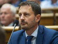 Eduard Heger hovorí, že spôsob deľby ministerstiev sa nemení
