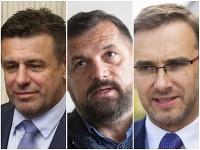László Solymos, József Nagy a Martin Fedor