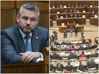 O dôvere Pellegriniho vláde budú hlasovať dnes
