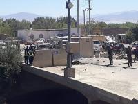 Bomba bola pripevnená na policajné auto