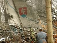O život pri nehode prišlo 41 slovenských vojakov.